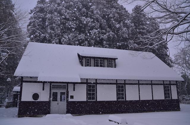 今日は飯田市も大雪です。
