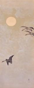 s-味わう3 春草M37 月下の雁